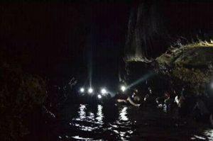 Body Rafting Goa Lanang