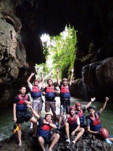 Baraja Body Rafting
