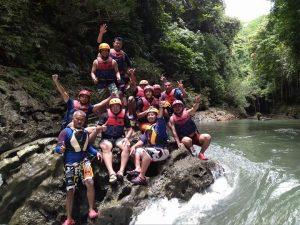 Harga Body Rafting Green Canyon
