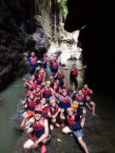 Paket Body Rafting Green Canyon