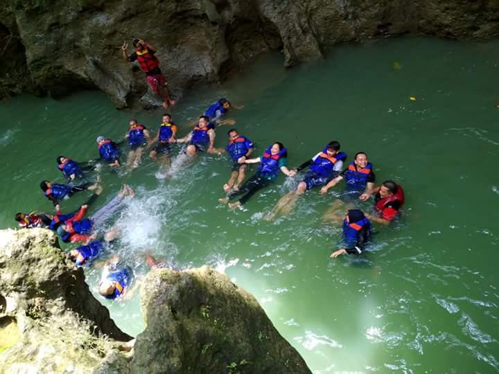 Ciwayang Body Rafting