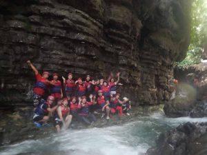 Reservasi Body Rafting Green Canyon Pangandaran