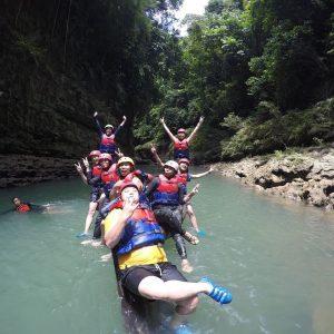 Provider Body Rafting Green Canyon Pangandaran
