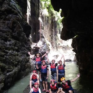 Provider Green Canyon Body Rafting