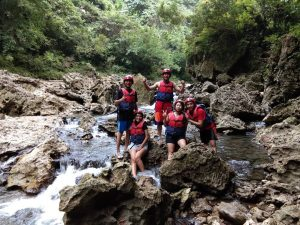 Open Trip Green Canyon 2018