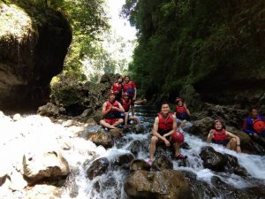 Open Trip Green Canyon