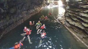 Santirah Pangandaran Body Rafting