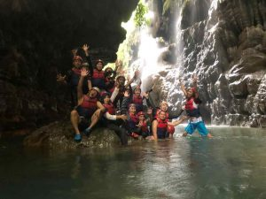 Body Rafting Pangandaran