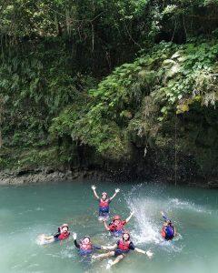 Harga Body Rafting Green Canyon 2019