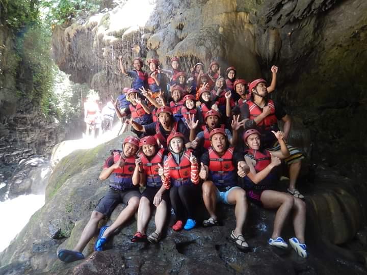 Rafting Green Canyon Pangandaran Tahun 2021