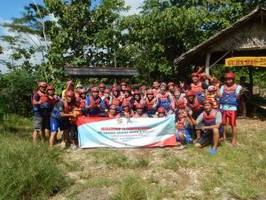 Body Rafting Green Canyon 2019