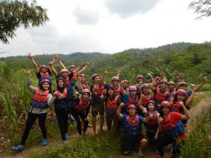 Paket Body Rafting Green Canyon 2019